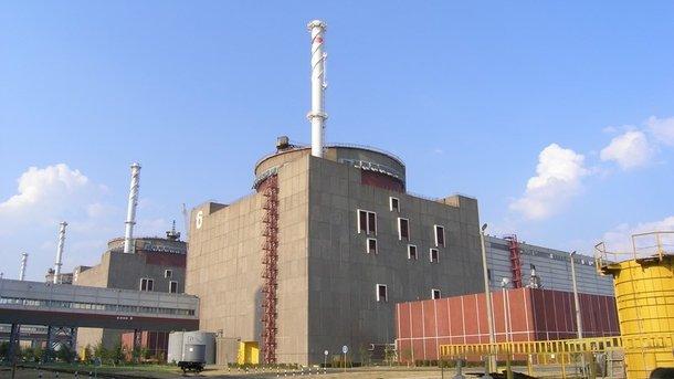 Наодин изблоков Запорожской АЭС срочно разгрузили