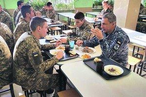 ВСУ переходят на стандарты НАТО по питанию