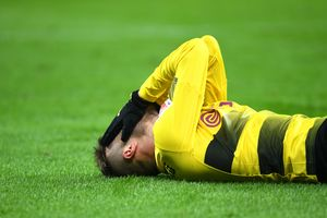 Borussia without Yarmolenko and other League matches