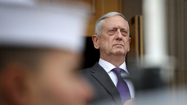 Мэттис обвинил Российскую Федерацию впопытке «подорвать сплоченность НАТО»