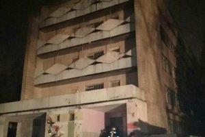 In Kiev burned the Pavlov mental hospital