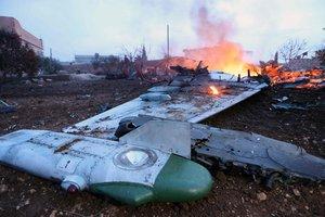 Российский летчик из сбитого в Сирии Су-25 оказался предателем из Крыма - СМИ