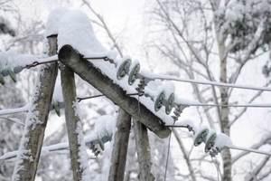 Из-за непогоды 394 населенных пункта остались без электричества - ГСЧС