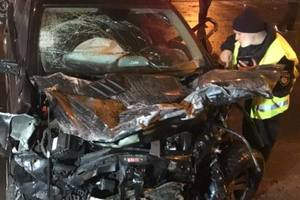 Fatal accident on Shukhevych: the culprit found the gun, and there were photos of the deceased woman