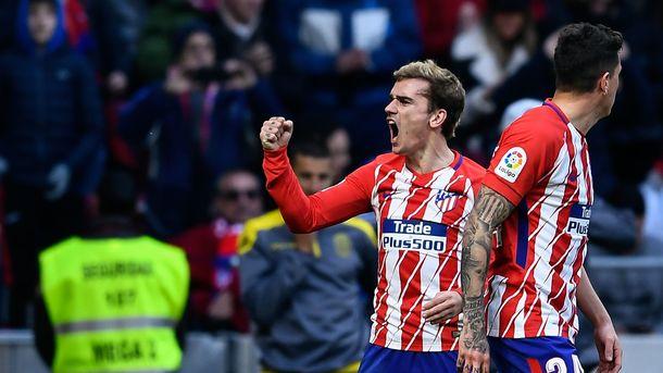 Вратарь «Валенсии» выбил несколько зубов капитану «Атлетико» вовремя матча
