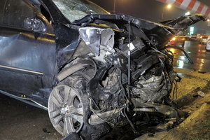 Fatal accident on Shukhevych in Kiev: all the details