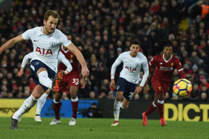 Liverpool and Tottenham have issued a super match with four goals