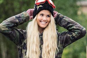 Силье Норендаль - блондинка, которая покорит сердца болельщиков на Олимпиаде