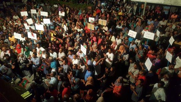 Верховный суд Мальдив собирается сместить президента отвласти