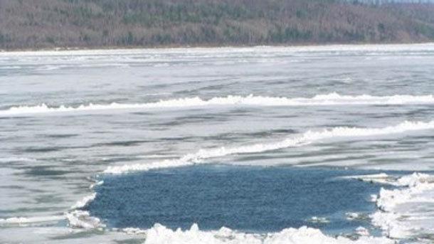 Потонкому льду: вЗапорожской области потонул  рыбак