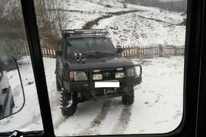 In Transcarpathia, near the Romanian border rattled shooting