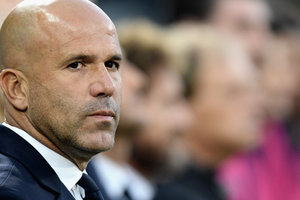 The Italian national team for two matches was headed by Luigi di Biagio