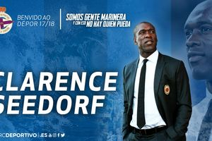 Team Maksim Koval was appointed the head coach Clarence Seedorf