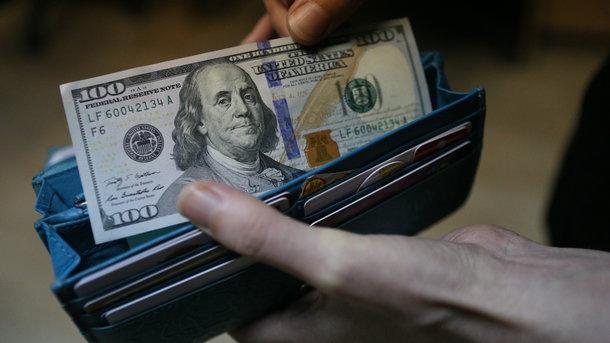 Курс доллара в Украине обвалился до предновогоднего уровня