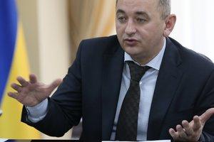 Матиос предложил легализировать рынок оружия в Украине