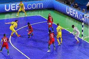 Где смотреть матч Украина – Испания в 1/4 финала ЧЕ по футзалу