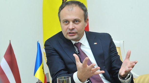 Додон призвал Украинское государство посодействовать Молдове впоиске компромисса сПриднестровьем