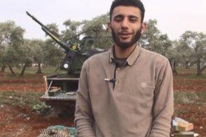 """""""Это я сбил"""": Сириец показал видео удара по российскому Су-25"""