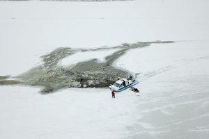 Трагедия в Эстонии: фото с места смертельного ДТП