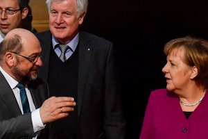 Merkel agreed on a coalition in Germany: it became known as share portfolios