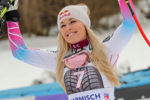 Знаменитая горнолыжница Линдси Вонн с приключениями добирается на Олимпиаду-2018