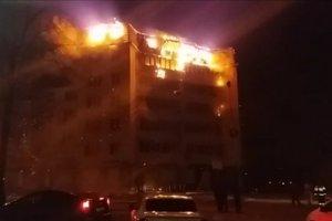 В России из-за майнинга криптовалют сгорела многоэтажка