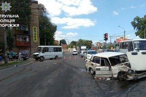 В Запорожье маршрутчику за смертельное ДТП дали условный срок