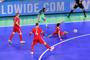 A review of the controversial match of the UEFA Futsal Russia - Portugal