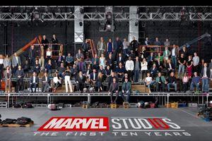 Marvel собрала вместе всех звезд киновселенной