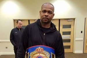 49-year-old Roy Jones victory ended his career