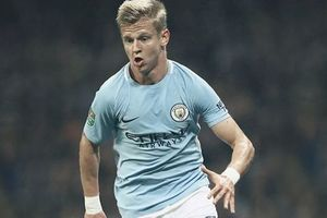 Ukrainian Zinchenko entered team the month of the championship of England
