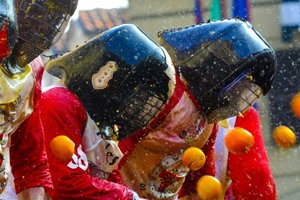 Carnival-the European: how escorted winter in Greece, Italy and Germany