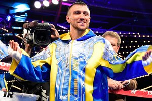 The fight Lomachenko and WBA can take place may 12