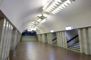 В Харькове на центральной станции метро умер мужчина