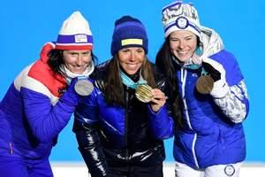 Медальный зачет Олимпиады-2018 после первого дня