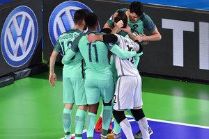 Where to watch the final of the UEFA Futsal Portugal - Spain