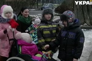 In Uzhgorod active mothers formed a club of mutual aid