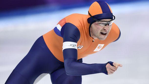 Крамер одержал победу 4-ое золото Игр вкарьере солимпийским рекордом