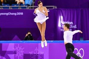 Расписание и трансляции фигурного катания на Олимпиаде-2018