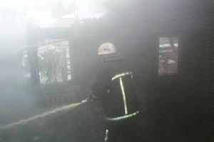 Смертельный пожар в Житомирской области: появились подробности
