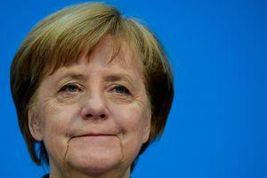 Merkel plans to train a fourth term