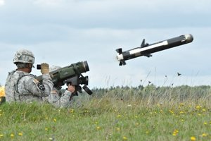 ПТРК Javelin. Фото: flickr.com/U.S. Army