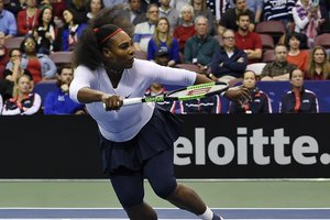 Serena Williams failed to win the first match after the birth of her daughter