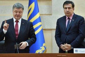 Его можно было выслать: Порошенко озвучил позицию по экстрадиции Саакашвили