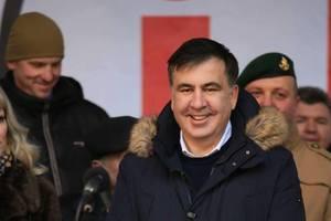 Саакашвили задержан в киевском ресторане - Сакварелидзе
