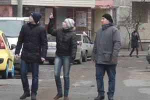 В Киеве полиция спасла из огня пятерых детей