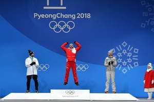 Медальный зачет после третьего дня на Олимпиаде-2018