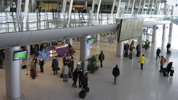 Задержание произошло в аэропорту. Фото: karpatytravel.wordpress.com