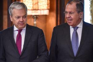 Глава МИД Бельгии объяснил Лаврову позицию ЕС по Украине