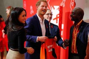 Принц Гарри и Меган Маркл пригласили Эда Ширана выступить на их свадьбе